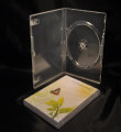 Single DVD case Super clear (14mm) Budget