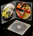 5.2mm Double PP CD case Super Clear (No sleeve)