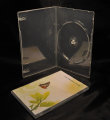 Single Ultra Slim DVD Case Super Clear (7mm)