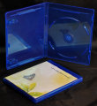 Single Blu ray DVD case (12mm)