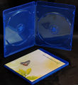 Double Blu ray DVD case (7mm)