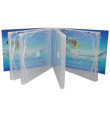 Multiple PP CD Swingpack (Super clear)