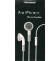 Earphone for iPod iPhone iPad (iphone07)