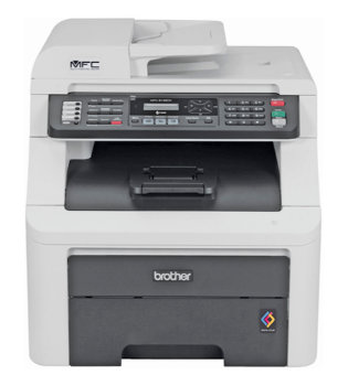 Brother MFC-9125CN Laser Printer