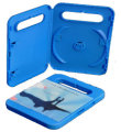 Single TOY DVD case Blue (14mm)