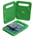 Single TOY DVD case Green (14mm)