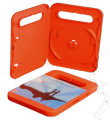 Single TOY DVD case Red (14mm)
