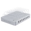 8 Port USB Charging Station Destop Charger Rapid Charge