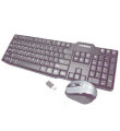 2.4Hz Wireless Ultra-thin Keyboard Mouse Combos (WKB-07)