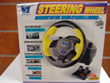 PS2 Steering wheel (For PS & PS2)