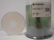 Verbatim CD-R 80min white wide inkjet printable 100pk 52x (P/N:95252)