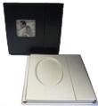 Wedding CD/DVD Case (Triple - square frame)